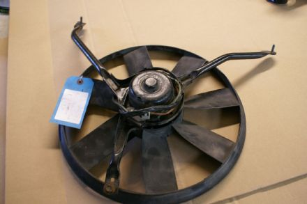 "1980 - 1982  Auxiliary Electric Cooling Fan 15"" used gm 22017800"